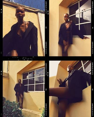 isolationphotoproject glasgow fancescamorrisonphotography jobijobient facetimephoto facetimeseries african africanmodel africanmodels lagos nigeria nigerianmodel