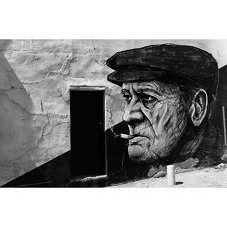 blackandwhite lagosportugal streetart urbanart