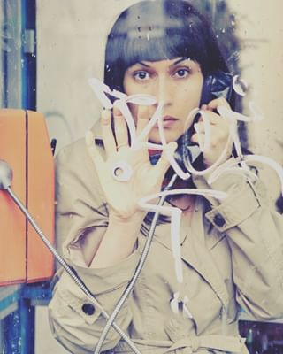 fashionista photography sceneryphotography streetwear telephonebooth women