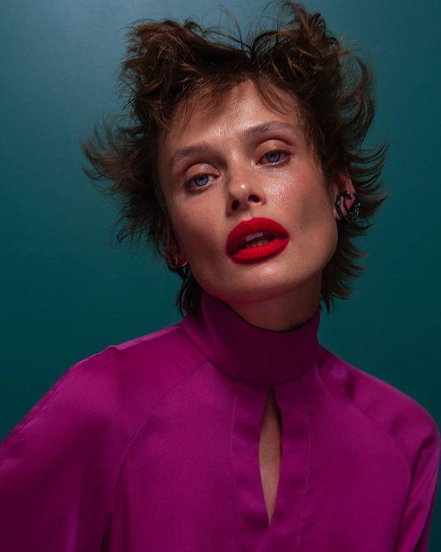 editorial beauty makeup lofficiel friederkejung