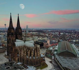 church mavic sat1nrw drone total_monuments deutschlandkarte droneofficial architecture photography photographers köln droneosoar cologne photooftheday colorful djiglobal lovetravel deutschland_greatshots photolovers batpixs_germany dji architecturephotography srs_germany photogenic streetstyle travelphotography aerialphotography droneoftheday sunset europestyle_germany