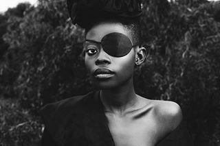 photography blackandwhite portrait noir_shots vscocam eyepatch vsco fashion fineart photographer instagood