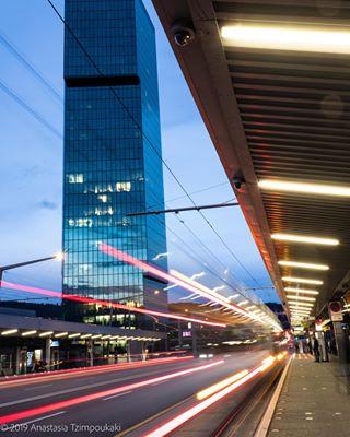 zurichswitzerland olympuscamera urbanphotography bluetower olympusgear photoapetite olympusfans fixlenses sbb urban longexposure hadbrücke zurichdowntown loveforphotography
