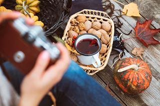 pumpkin goodbyautumn vintage photography old orange pumpkin🎃 photographer wine autumnvibes🍁 memory nuts retro autumn anis
