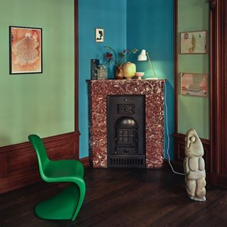 vilhelmlauritzen hyggehjørne nordichome hygge livingroomdecor gittewinther hyggemedfarver stueinspiration skandinavianhome