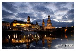 bird city_features citylandmark clouds color dd deutschland🇩🇪 dresden dresdencity dresden_fotografie dresdenlove elbe fluss fotografia germanvision instatravel light loveit nacht nature nightphotography photography reflection river sachsen saxony sogehtsächsisch visitdresden visitgermany youssef_safwan_photography