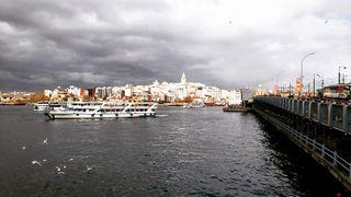 memories photooftheday bridge boat architecture urban photography traveler sky old sunlight clouds cloudporn wanderlust karak emin galatabridge istanbul