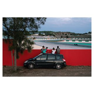 documentaryphotography thesestreets racetrack photomagazine photography streetphotography freeloaders family