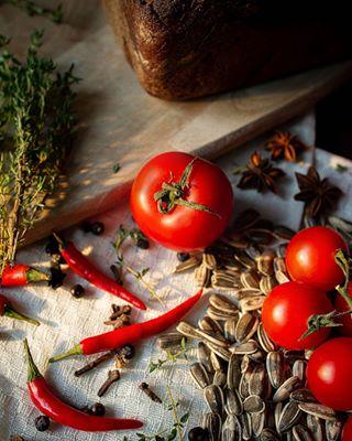 tomato фудфотограф люблювкуснопоесть foodph foodporn фудфото gomolovphoto peppers foodphotography