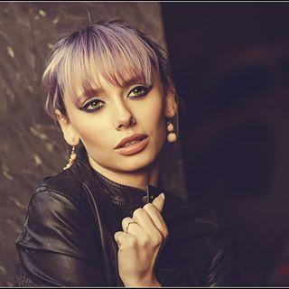 dominahotel eyes prettywoman vogue 35mm nikonrussia emotion models barbara fashion makeup