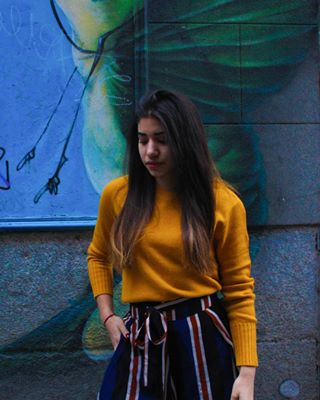 yellow pictures picoftheday photography niceshoot model malasaña madrid girl color cherrydeck capture canon700d beautiful artistic