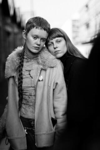 Portfolio Street Style - Fashion Week photo: 2