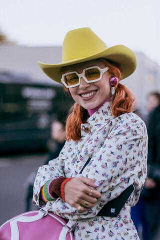 Portfolio Street Style - Fashion Week photo: 1