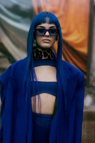 Portfolio Street Style - Fashion Week photo: 0