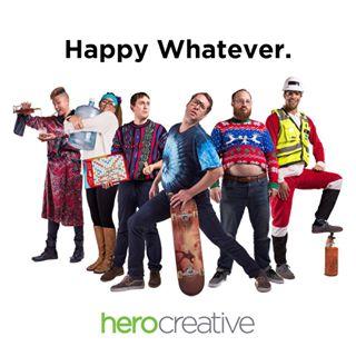 2016 holidays celebrate herocreative weirdos