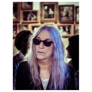 icon pattismith music talented woman photography poetry