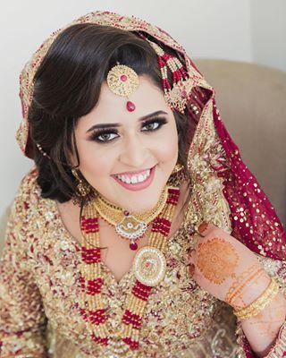 bride makeup weddinghair beautifulbrides weddingideas pakistanistyle weddinglook makeuplook bridestyle weddinginspiration brideideas