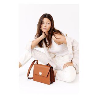 handbag decadentcopenhagen softminimalstyle fashion daylight studio frederikkastrupsen leatherbag