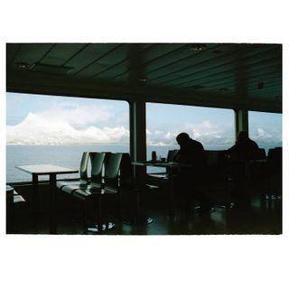 nikonfm2 lofoten norway mountains boat filmisnotdead shootfilm madewithkodak kodakportra160 portra160 kodak 35mm