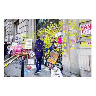 photostory onassignment streetscene photojournalist photojournalism reportage documentary protest demonstration peoplesvotemarch