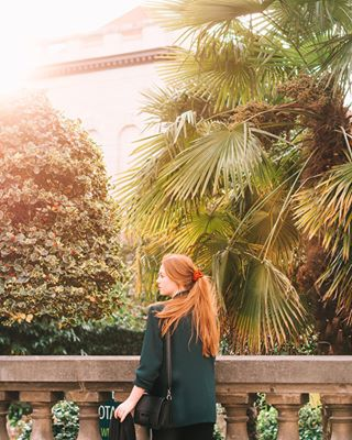 antwerp visitbelgium herminehold scrunchie antwerpen autumn wanderlust traveladdict portrait botanicalgardens belgium roamtheplanet visitantwerp sonybelgium travelstoke igbelgium hermineheroes europe traveller