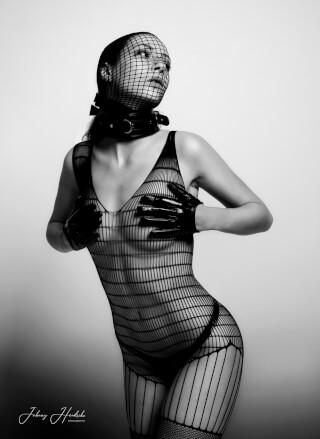 Portfolio Ulrike shoot for P-magazine photo: 2