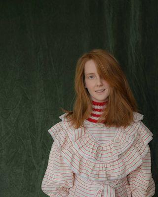 carrot rudzielec ginger redhead