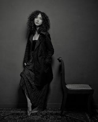mood portraitphotography blackandwhite classicportrait