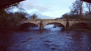 video photography river cromwells dronephotography dji done dronestagram flow explorelancashire mavic rv ribblevalley