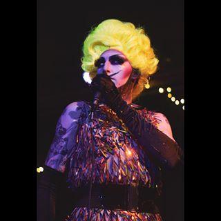 christmas drag photography festiveshow cabaret burlesque