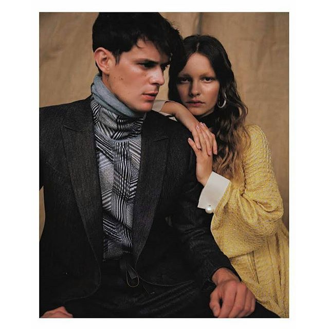 fashion fashionissue firstmodels theweekmagazine fendi editorial london model firstmodelmanagement