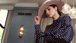 frankfurt visualevolution videography work designer spatzhutdesignpassau hatlover hats fashionfilm Fashion Video