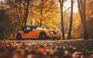 automotivephotography autumn autumnvibes🍁 bestofbritish caffeineandmachine carphotography cultofmachine inthewoods morgan morganmotors nickcarophotography plus6