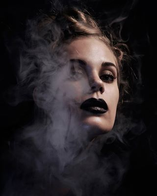 model happygoth black blackislove manequin smokey evilqueen dark femmefatale makeup darkbeauty smoke blacklips darkfashion beautyshoot gothic nevertoodark beautyportrait darkness noir smokeyeye maquillage smokeyeyes photographerparis 2009 fashion allblackeverything beauty tb