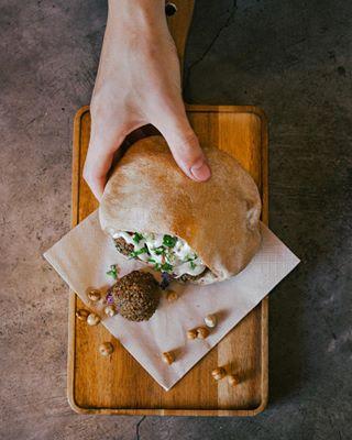 bruxelles falafel maylisterkendries foodporn vegetarian
