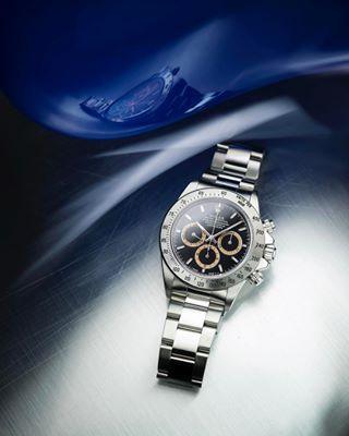 luxurywatch rolex luxury color timepiece watchphotography rolexdaytona blue klasfoerster silver