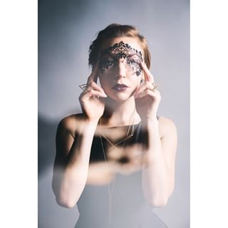 mask makeup jewelry hair