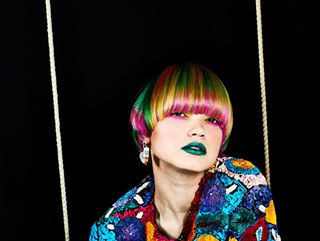 creativedirection art photography hairstyles creativephotography colours portraitphotography milano hairstylemilano goldwell fashion 2