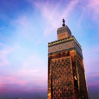 mosque🕌 morroco islam mercymcnab twilighthour fes
