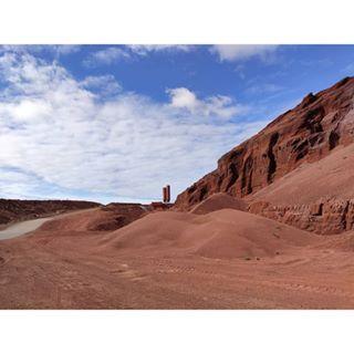 isla canarias red volcano island superficiinstabili lanzarote