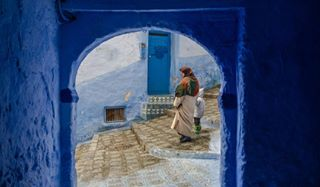 travel northafrica nikon neverstopexploring morocco happiness explore chefchaouen